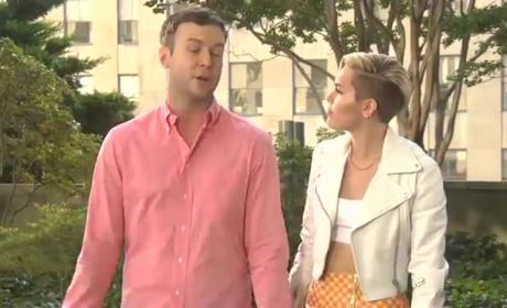 Miley Cyrus Saturday Night Live Promos