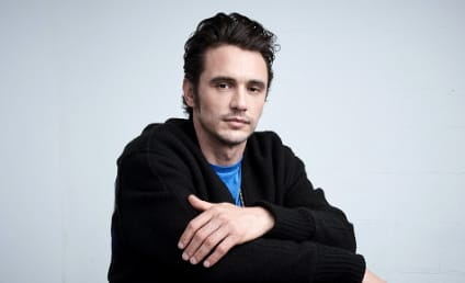 """James Franco Admits to Being """"A Little Gay"""""""