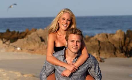 Heidi Montag and Spencer Pratt Photo