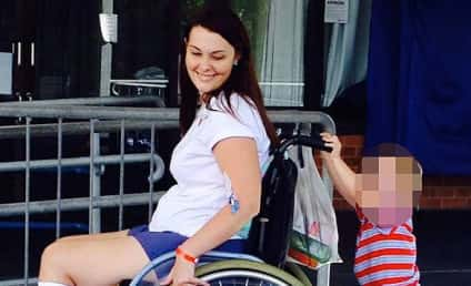 Mom Paralyzed After Contracting Infection From Makeup Brush, May Never Walk Again