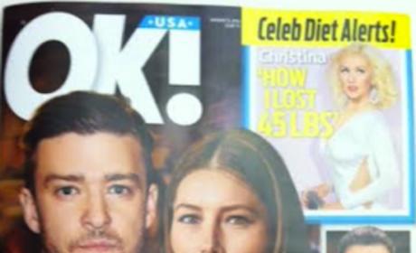 Justin Timberlake, Jessica Biel Split?