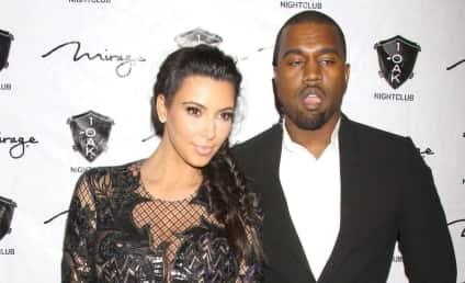 Celebrities Tweet Well Wishes to Kim Kardashian, Kanye West