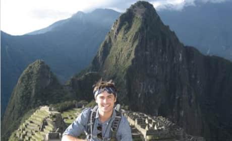 Zac Efron in Peru