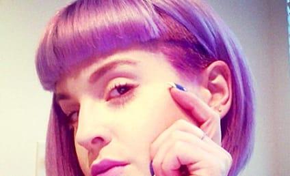 Kelly Osbourne Half Shaves Head: React Now!