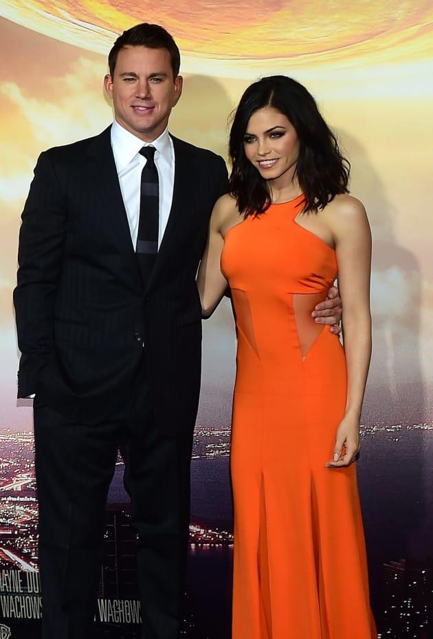 Channing Tatum and Jenna