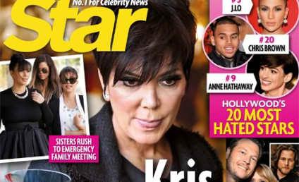 Kris Jenner Calls BS on Star Magazine, Refutes Divorce Story