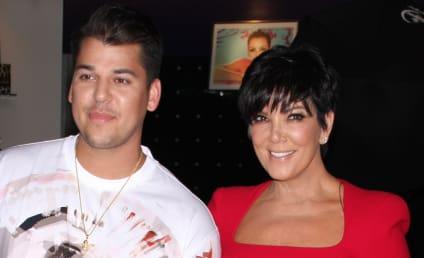 Kris Jenner: Taking Time Off to Focus on Rob Kardashian?