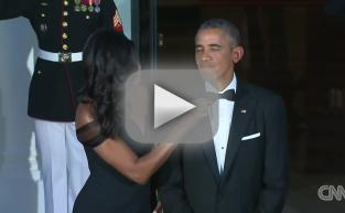 Barack and Michelle Obama: See Their Most Adorable Moments!