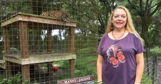 Carole Baskin: I Have PROOF I Didn't Feed My Husband to