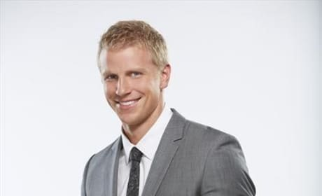 Sean Lowe as The Bachelor Pic