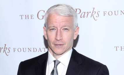 Celebrities Tweet Congratulations to Anderson Cooper