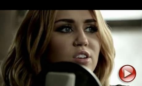"Miley Cyrus - ""You're Gonna Make Me Lonesome When You Go"""