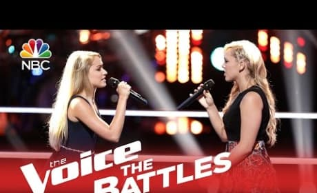 Emily Ann Roberts vs. Morgan Frazier - I'm That Kind of Girl (The Voice Battle Round)