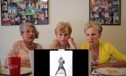 Grandmothers Twerk, Receive Approval from Miley Cyrus