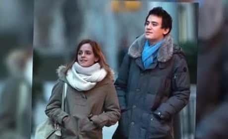 Emma Watson Splits from Will Adamowicz