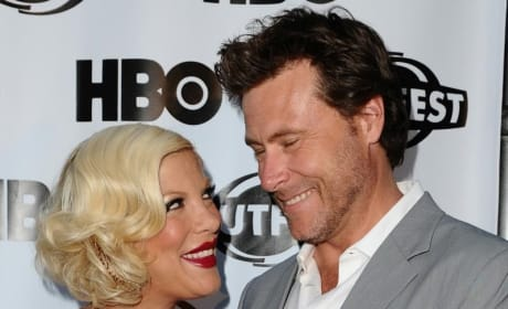 Tori Spelling and Dean McDermott Are Broke