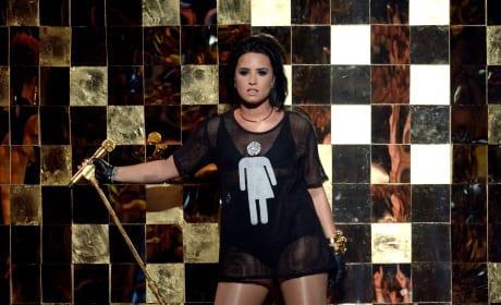 Demi Lovato Billboard Music Awards Shirt