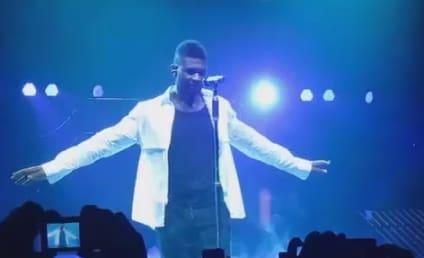 Ailing Usher Cancels Concert During Concert