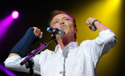 David Cassidy Arrested for Drunk Driving... AGAIN