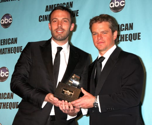 Matt Damon and Ben Affleck