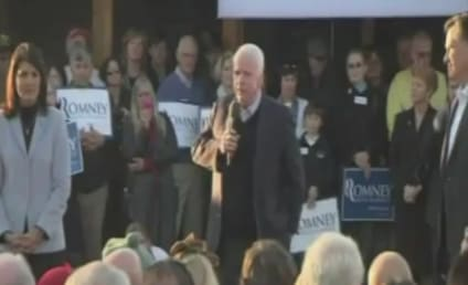 John McCain Mistakenly Endorses President Obama