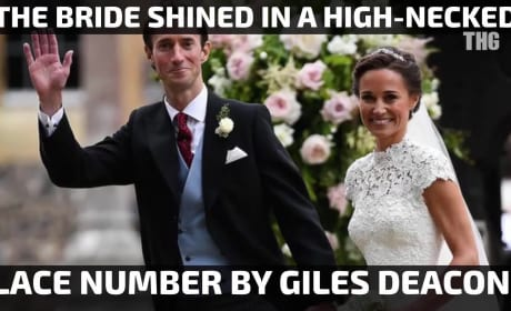 Pippa Middleton and James Matthews: Yup, They're Married!