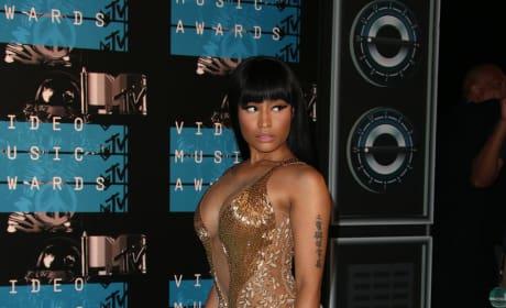 Nicki Minaj at 2015 VMAs
