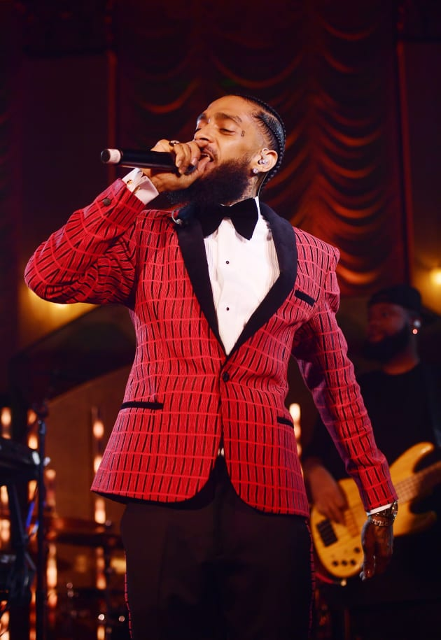 Eric Holder: Suspected Nipsey Hussle Killer Charged with Murder