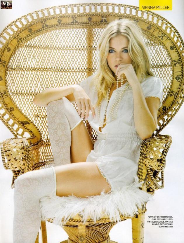 Sienna Miller: No Pants, No Problem!