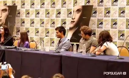 Breaking Dawn at Comic-Con: New Footage!