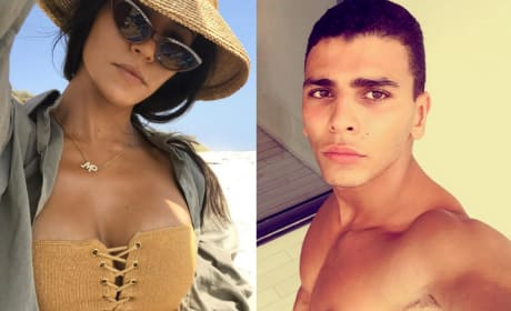 Kourtney Kardashian & Younes Bendjima: Here's How They Met!