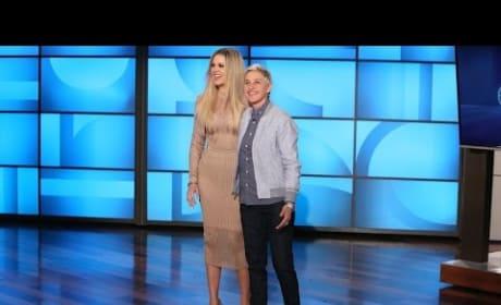Ellen DeGeneres Keeps Up with the Kardashians