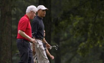 THG Caption Contest Winner: The Golfing Presidents