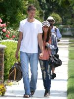 Speer and Tisdale Stroll