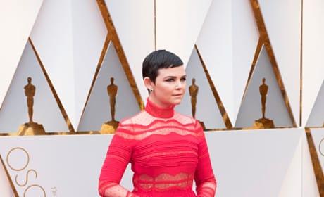 Ginnifer Goodwin at 2017 Oscars