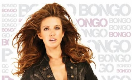 Audrina Patridge: The New Bongo Girl