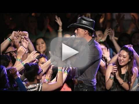 Tim McGraw - City Lights (The Voice)