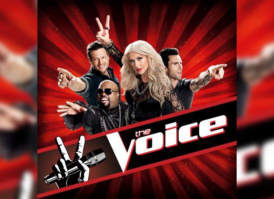 The Voice Logo