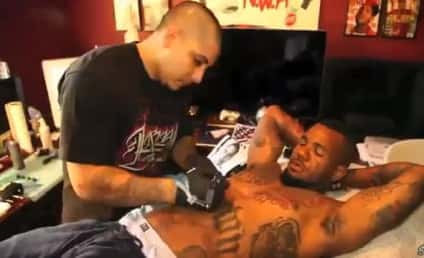 The Game Gets Obama Tattoo: Watch Now!