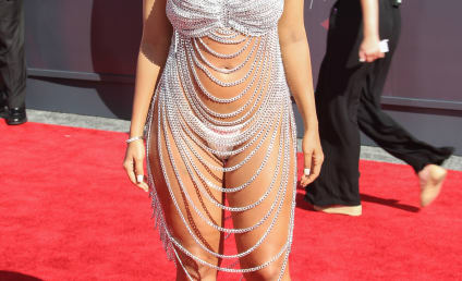 Amber Rose: Practically Naked at the MTV Video Music Awards!