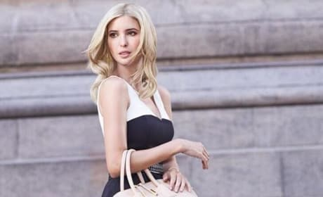 Ivanka Trump: Bag Lady