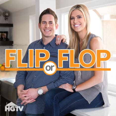Flip or Flop Tarek and Christina