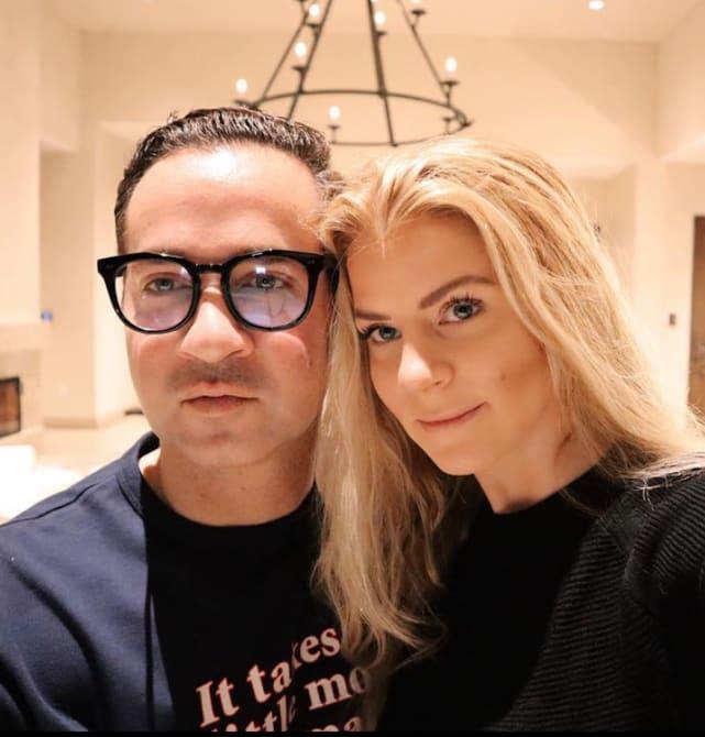 Mike and Lauren(s)