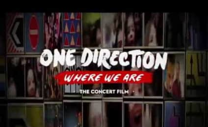 One Direction Concert Movie: First Trailer!