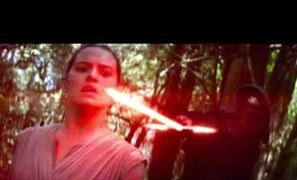 Star Wars The Force Awakens: NEW FOOTAGE!