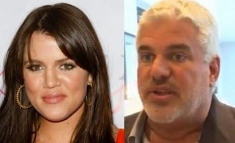 Alex Roldan, Khloe Kardashian