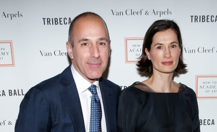 Matt Lauer and Annette Roque to Officially Divorce