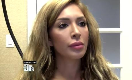 Farrah Abraham: Plastic Surgeon Says NO To Butt Implants!