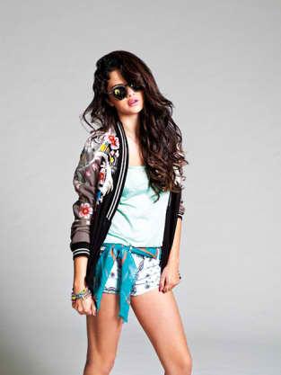 Selena Gomez for Nylon