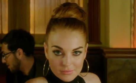 Lindsay Lohan All Dolled Up